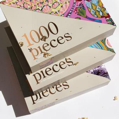 1000 Piece Designer Puzzles