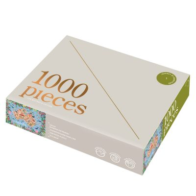 JOURNEY OF SOMETHING // Australia Edition 1000 Piece Designer Puzzle