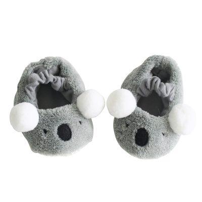 ALIMROSE // Snuggle Koala Slippers