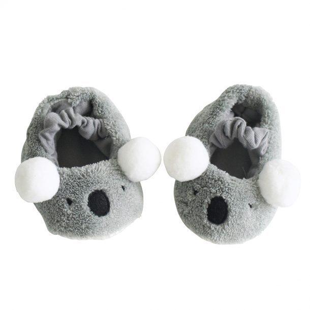 ALIMROSE Snuggle Koala Slippers