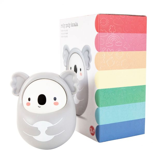 koala sensory toy with box