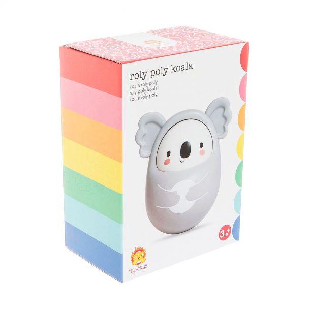 koala sensory toy box