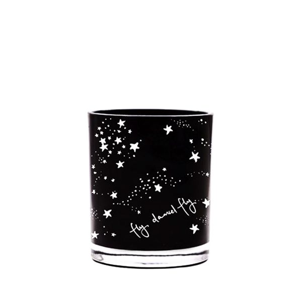 Black Mini Fly Damsel Fly Candle