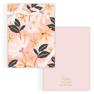 Orchid Premium Stationery Gift Set
