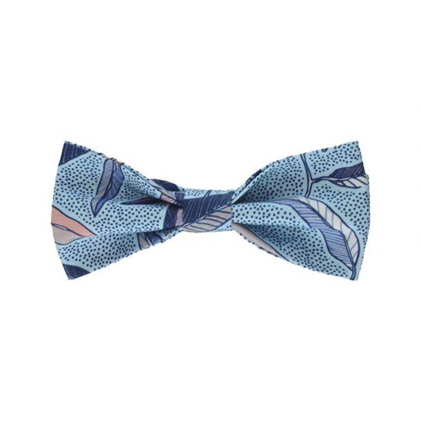 Eucalyptus Bow Tie Gift Box - Bow Tie Front