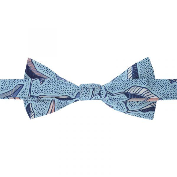 Eucalyptus Bow Tie Gift Box - Bow Tie Back
