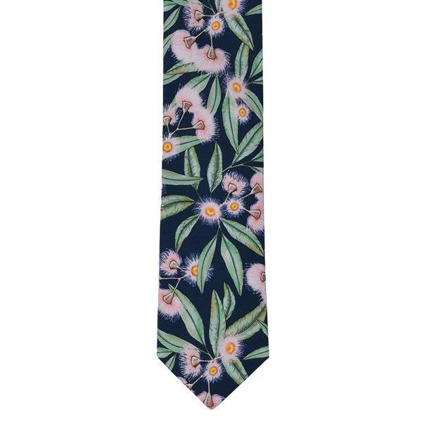 Flowering Gum Cotton Tie