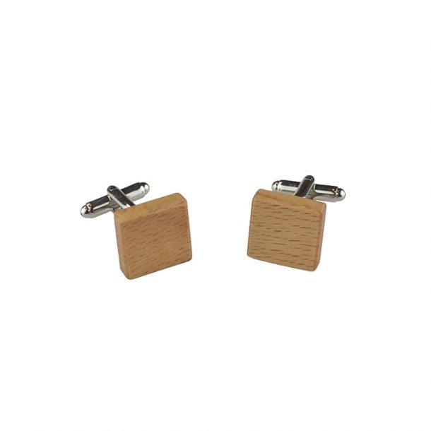 Eucalyptus Bow Tie Gift Box - Tasmanian Oak Cufflinks