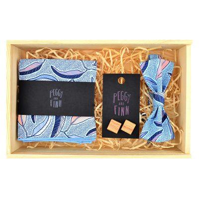 Eucalyptus Bow Tie Gift Box