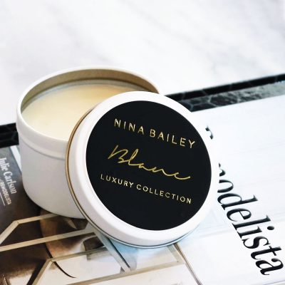Lychee Peony Travel Candle