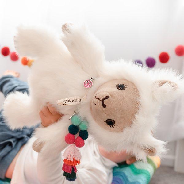 OBDesigns // Lucy Llama Best Mate