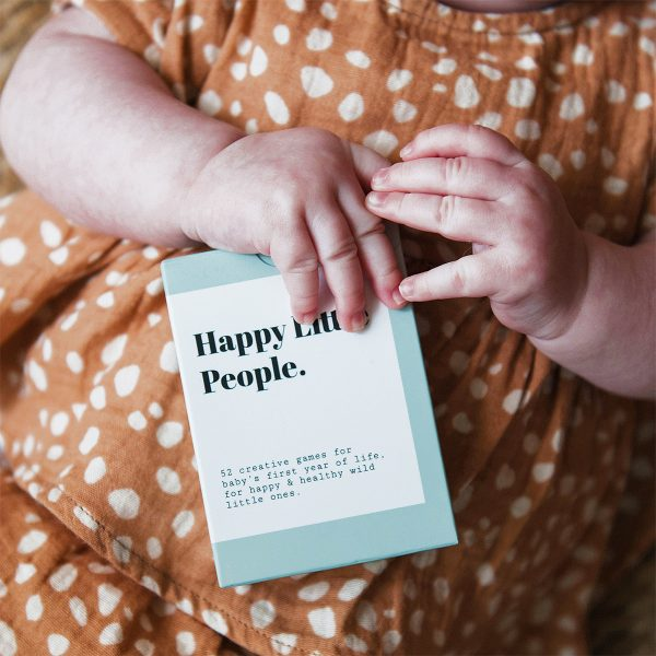 The First Year: Happy Little People Card Deck