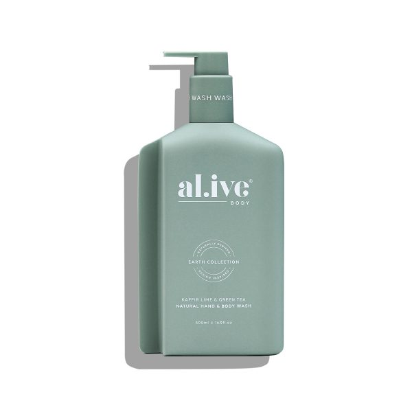 AL.IVE Kaffir Lime and Green Tea Gift Wash