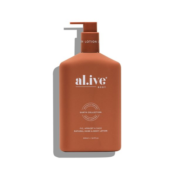 AL.IVE Fig, Apricot and Sage Lotion