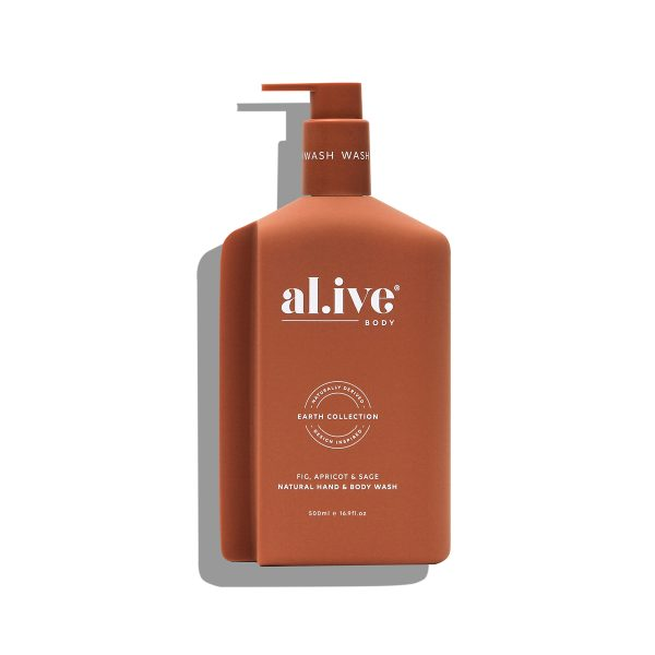 AL.IVE Fig, Apricot and Sage Wash