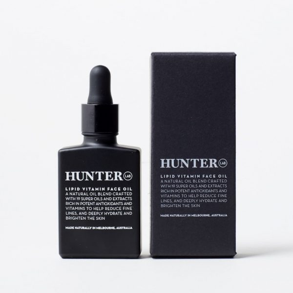 Hunter Lab Natural Glow Kit Lipid vitamin oil
