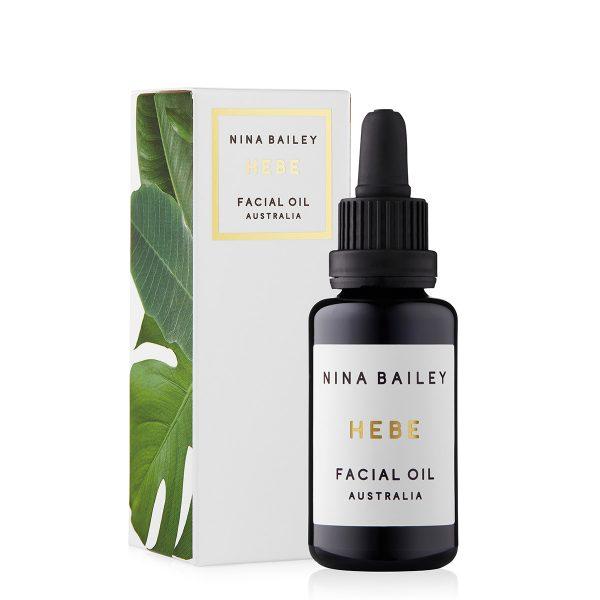 NINA BAILEY // HEBE Natural Facial Oil