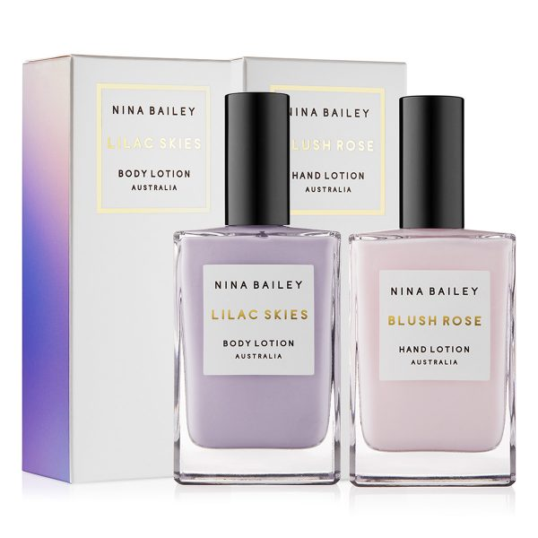 NINA BAILEY // Luxurious Skin Lotion