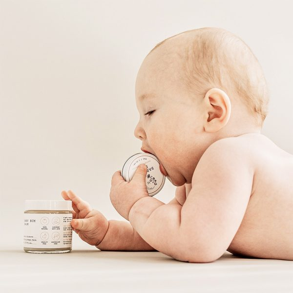 MALVORY // Organic Baby Bum Balm