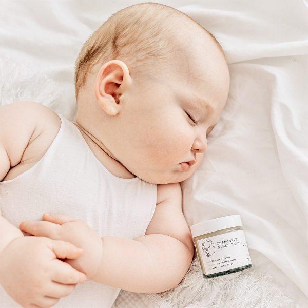 MALVORY // Chamomile sleep balm