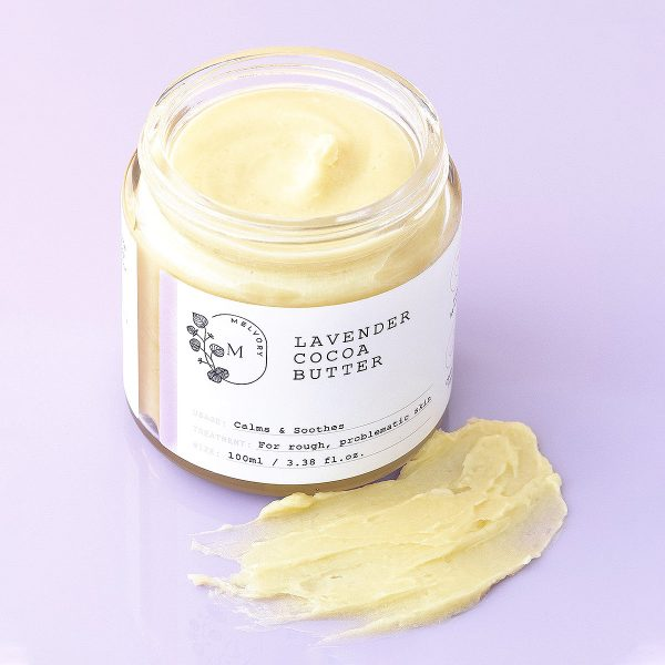 Organic Lavender Cocoa Butter