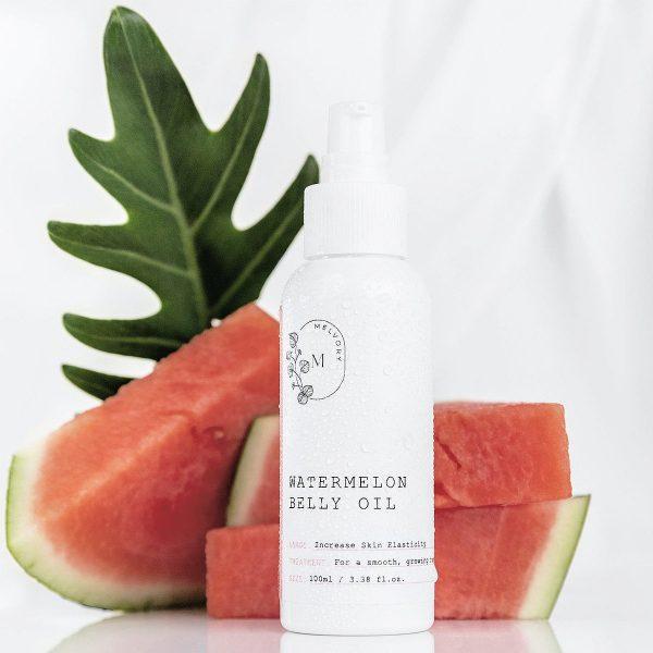 Pregnancy Watermelon Belly Oil