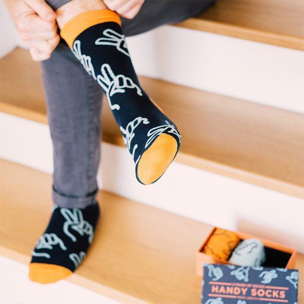 ANNABEL TRENDS 3 Pack of Handy Socks